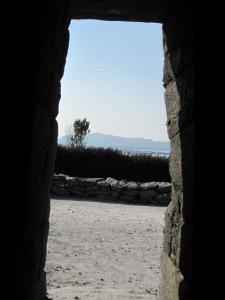 Gallarus view
